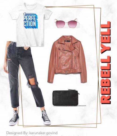 """Yay or Nay ? What do you think of this """"ROCK CHIC"""" Look..? - SeenIt"""