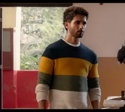 want this exact sweater which shahid kapoor is wearing  - SeenIt