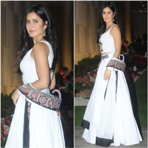 I'm looking for similar dress like Katrina kaif wear in holi look 2020 - SeenIt