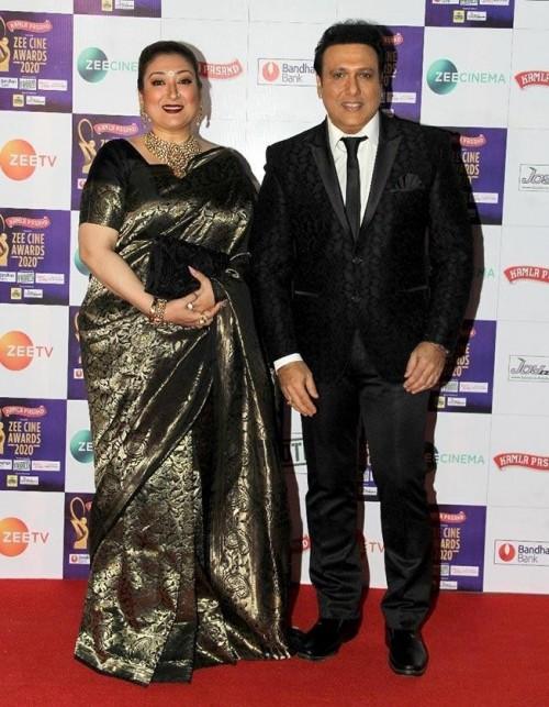Yay or nay? Govinda attends the Zee cine awards 2020 held in Mumbai - SeenIt
