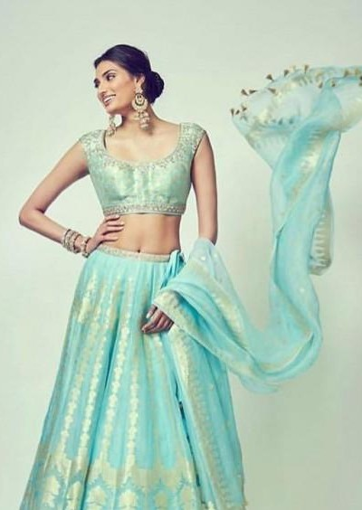 I'm looking for a similar lehenga - SeenIt