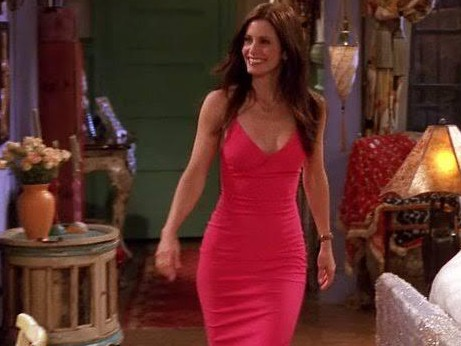 Looking for the same dress as monica in friends - SeenIt