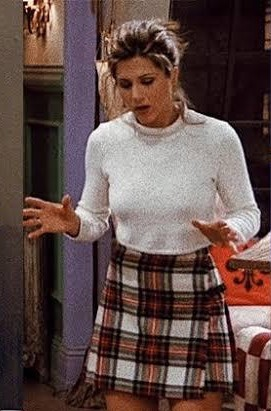 Full outfit of rachel green in friends - SeenIt