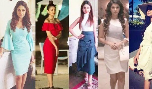 This collection of beautiful dresses - SeenIt