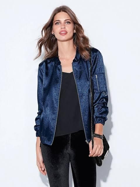 Looking for this bomber jacket - SeenIt