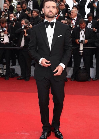 Justin Timberlake at Cannes day 1 - SeenIt
