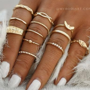 Want these rings - SeenIt