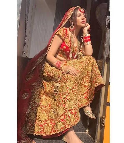 Same bridal lehenga - SeenIt