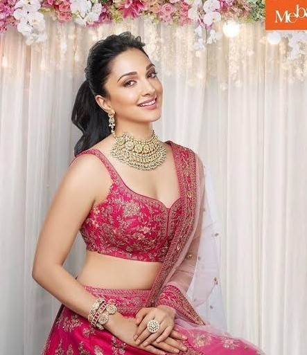 I want the similar choker please find me which kiara advani is wearing - SeenIt