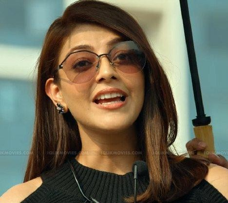 Looking for the sunglasses of kajal agrawal - SeenIt
