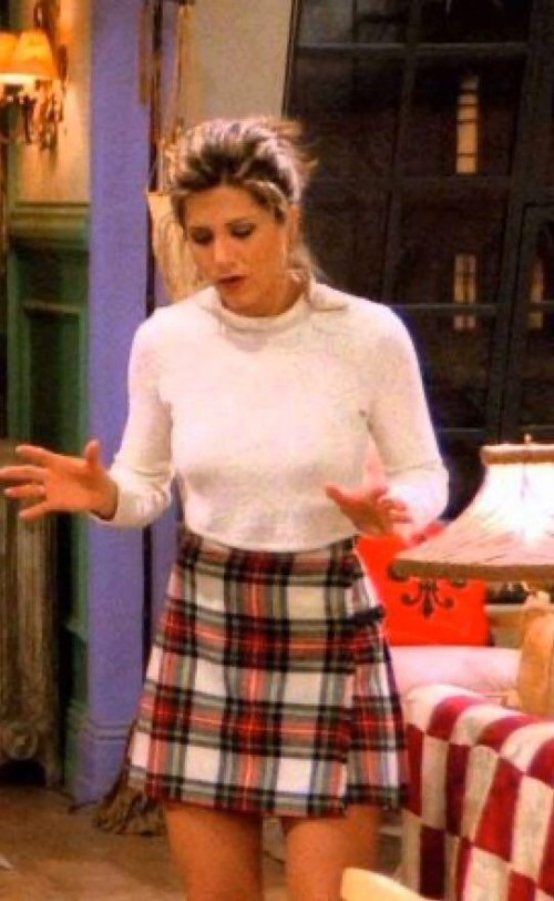 Want this outfit that jennifer aniston is wearing in as rachel green in friends for cheap plz - SeenIt