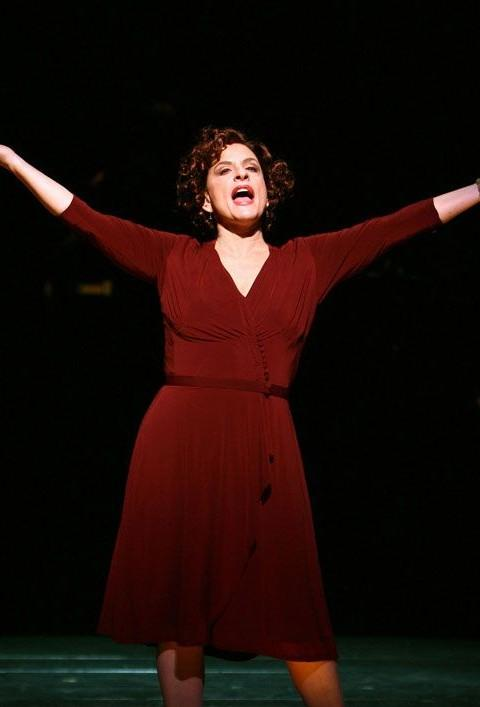 I'm looking for a dress similar to what Patti Lupone wore when she played mama rose in gypsy - SeenIt