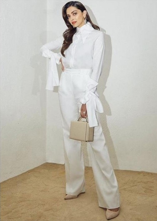 Looking for a similar all white outfit online - SeenIt