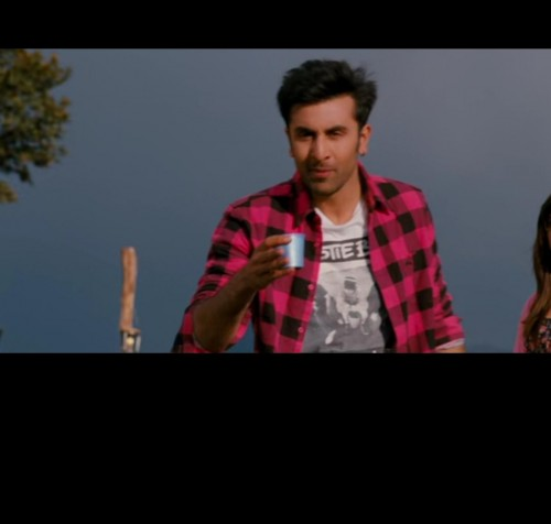 I'm looking for similar shirt won by Ranbir in this photo - SeenIt