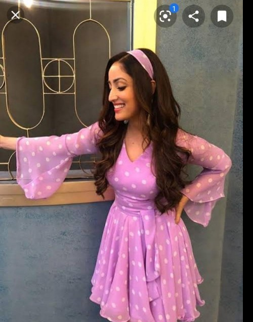 Please help me to find a similar dress like Yami Gautam. - SeenIt