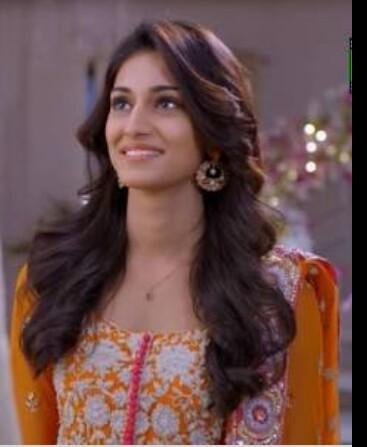 I'm looking for same orange dress of sonakshi. Please help me - SeenIt