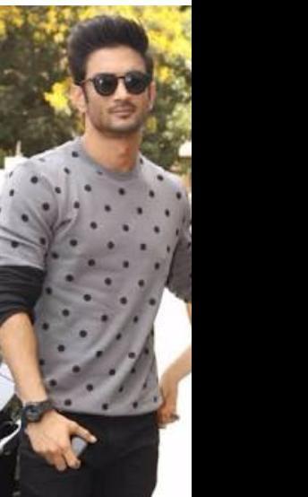 Am looking for same tshirt as sushant singh rajput - SeenIt