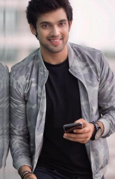 i'm looking for same jacket as parth samthaan is wearing - SeenIt