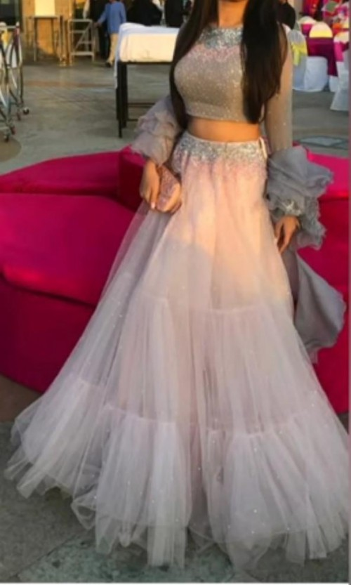I want this lehenga  please help me to find - SeenIt