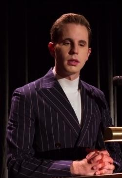 Looking for a similar striped suit like Payton is wearing - SeenIt