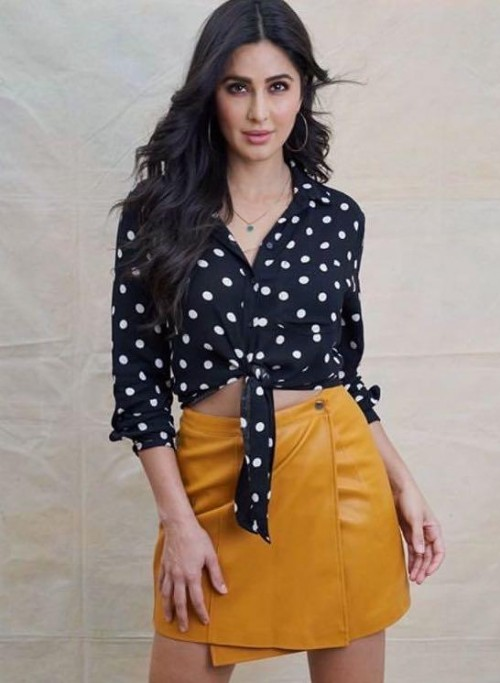 Looking for a similar outfit like Katrina Kaif is wearing - SeenIt