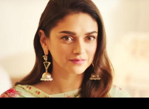 Hi looking for these Jhumka earrings-worn by Aditi in  Sammohanam telugu movie - SeenIt