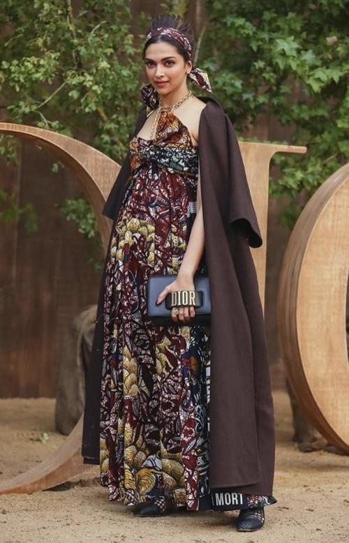 Yay or nay? Deepika Padukone wearing an all Dior attire - SeenIt