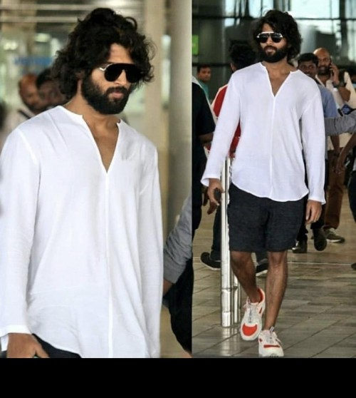Suggest me a same loose fit white top. - SeenIt