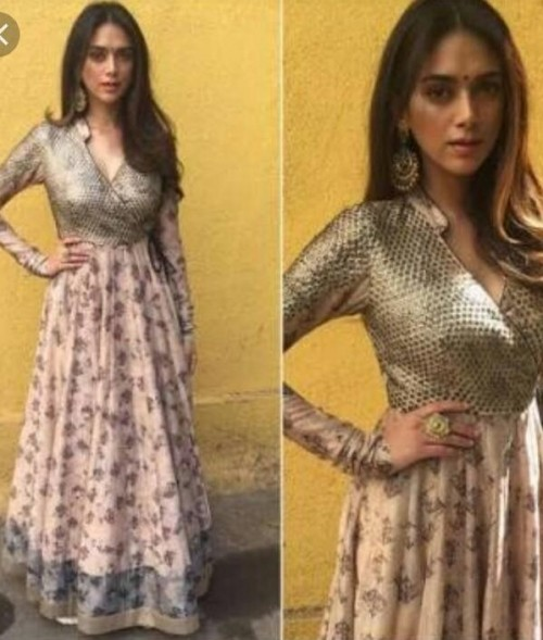 Looking for this light pink salwar Aditi Rao hydari is wearing... - SeenIt