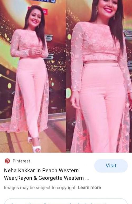 Latest Nehakakkar Looks And Outfits Online Seenit