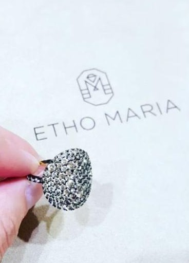 I am trying to track down this ring, but despite having the designer's name I cannot seem to locate it. - SeenIt