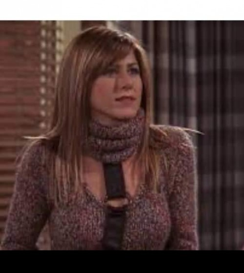 Looking for Rachel's sweater - SeenIt