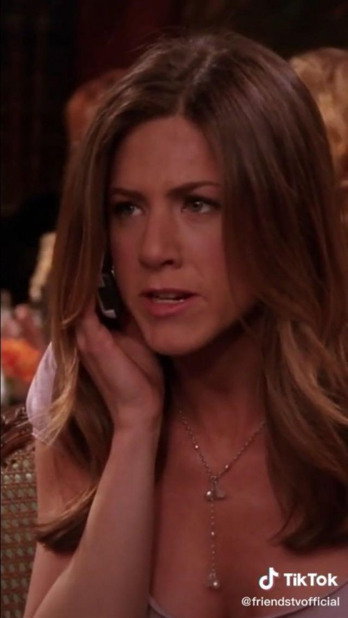 Looking for the necklace that Jennifer Aniston is wearing. - SeenIt