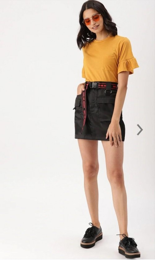 looking for same outfit with shoe and waist belt - SeenIt