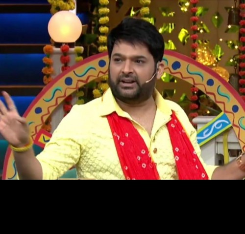 I m looking for similar lime yellow chikan kurta which kapil sharma is wearing - SeenIt