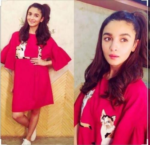 I am looking for thr same dress as alia bhatt - SeenIt
