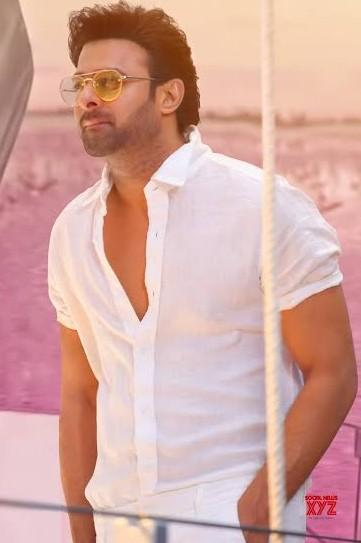 looking for this white shirt worn by prabhas in saaho - SeenIt