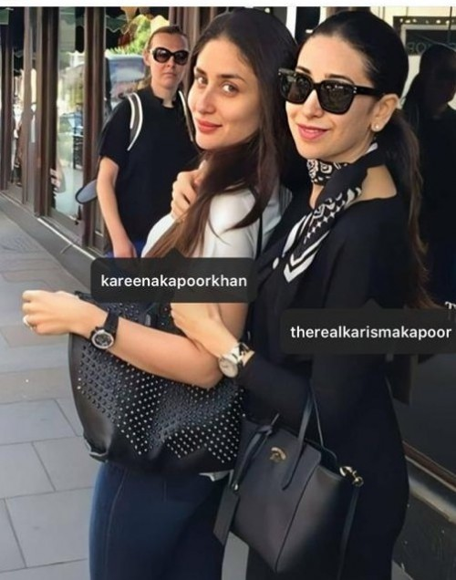 I'm looking for similar sunglass like karisma kapoor - SeenIt
