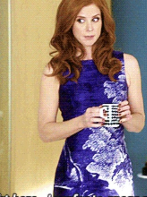 I 'm looking for  a blue dress that Donna Paulsen wear in season 4 of Suits - SeenIt