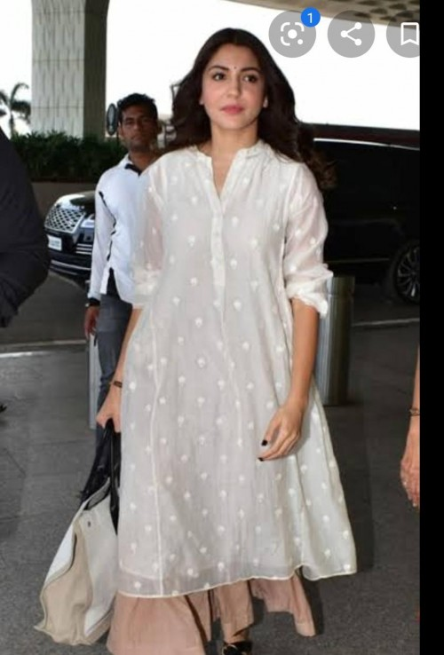 similar kurta worn by anushka sharma - SeenIt
