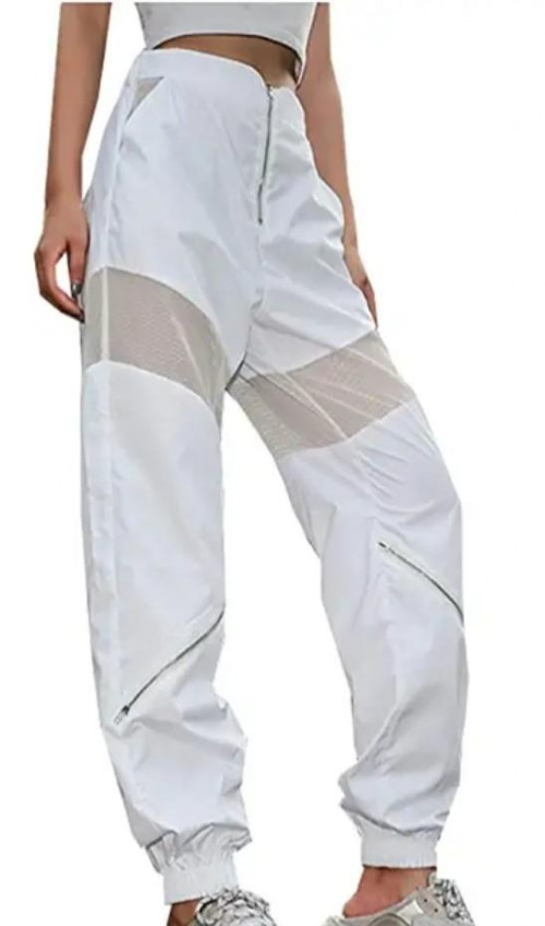 I'm looking for similar white mesh jogger in india - SeenIt