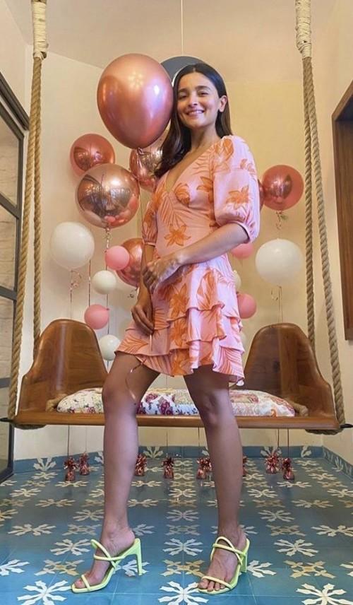 Looking for a similar dress like Alia Bhatt is wearing - SeenIt