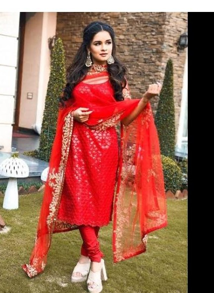 I am looking for the similar slawar dupatta and all. Please answer me and help me. - SeenIt