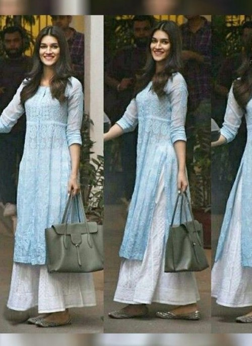 Want the same kriti sanon kurta - SeenIt