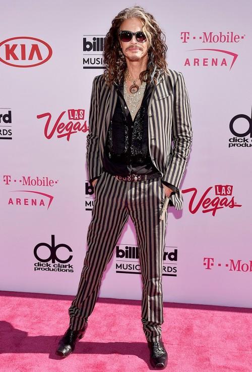 Steven Tyler at the BBMAs. - SeenIt