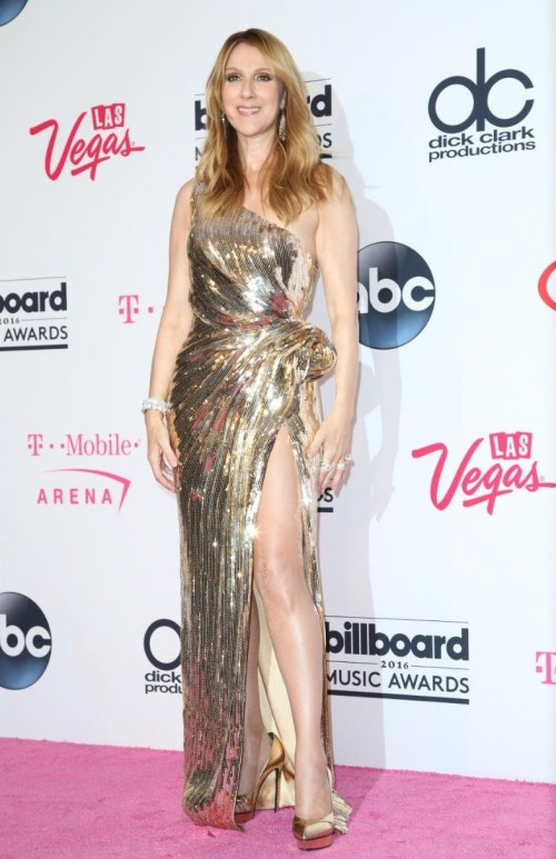Celine Dion who won the