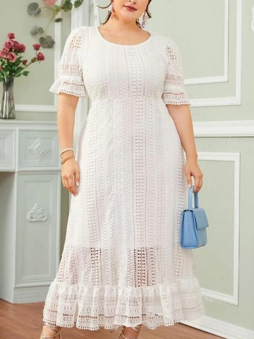 same lace dress on an indian site - SeenIt