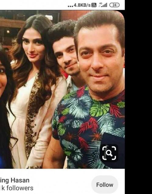Salman khan t shirt - SeenIt