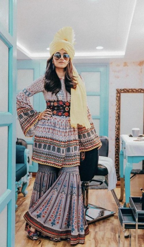 Looking for a similar outfit like Taapsee Pannu is seen wearing - SeenIt