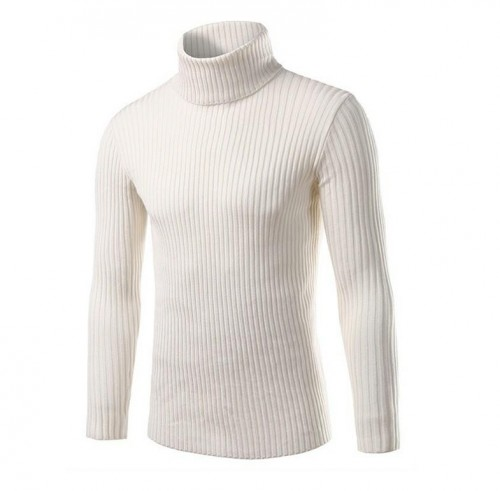 anyone knows where i can find this turtleneck? (ribbed, white) - SeenIt